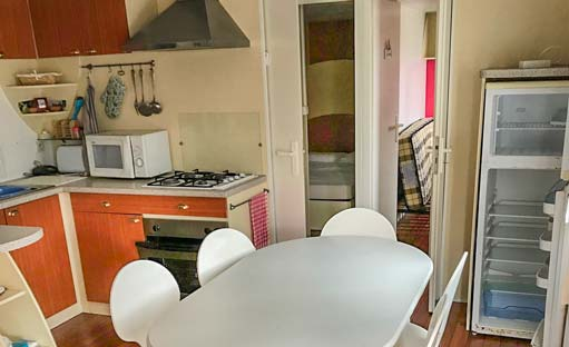 camping mobil-home propriétaire charente