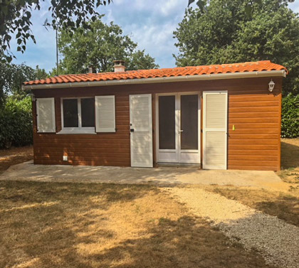location maisonnette camping fouras